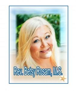 Rev. Betsy Rosam,