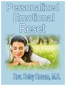 PersonalizedEmotional Reset