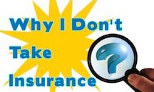 don't take insurance